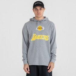 New Era Los Angeles Contrast Panel Pullover Hoodie - 11935256